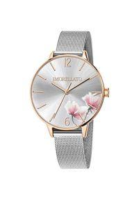 Srebrny zegarek Morellato