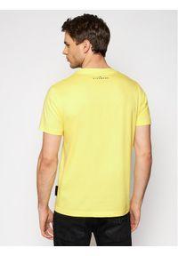 Żółty t-shirt John Richmond