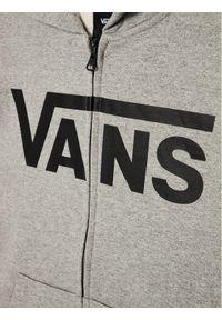 Vans Bluza Vans Classic Zip VN0A45AE Szary Regular Fit. Kolor: szary