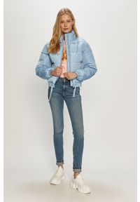 Niebieskie jeansy Cross Jeans