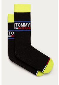Czarne skarpetki Tommy Jeans
