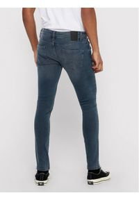 Only & Sons - ONLY & SONS Jeansy Loom 22017090 Szary Slim Fit. Kolor: szary #4