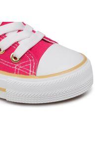 Big-Star - Trampki BIG STAR - HH374137 Pink. Kolor: różowy. Materiał: materiał. Styl: młodzieżowy