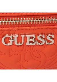 Czerwony plecak Guess