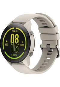 Xiaomi smartwatch Mi Watch, Beige. Rodzaj zegarka: smartwatch. Kolor: beżowy. Styl: sportowy, casual