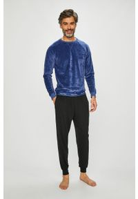Czarne spodnie dresowe Calvin Klein Underwear