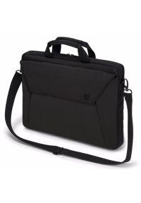 Czarna torba na laptopa DICOTA klasyczna #4