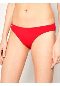 Seafolly Dół od bikini Mini Hipster 40241-065 Czerwony. Kolor: czerwony