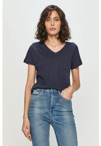 Mos Mosh - T-shirt. Kolor: niebieski