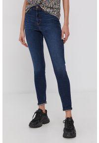 Cross Jeans - Jeansy Judy. Kolor: niebieski
