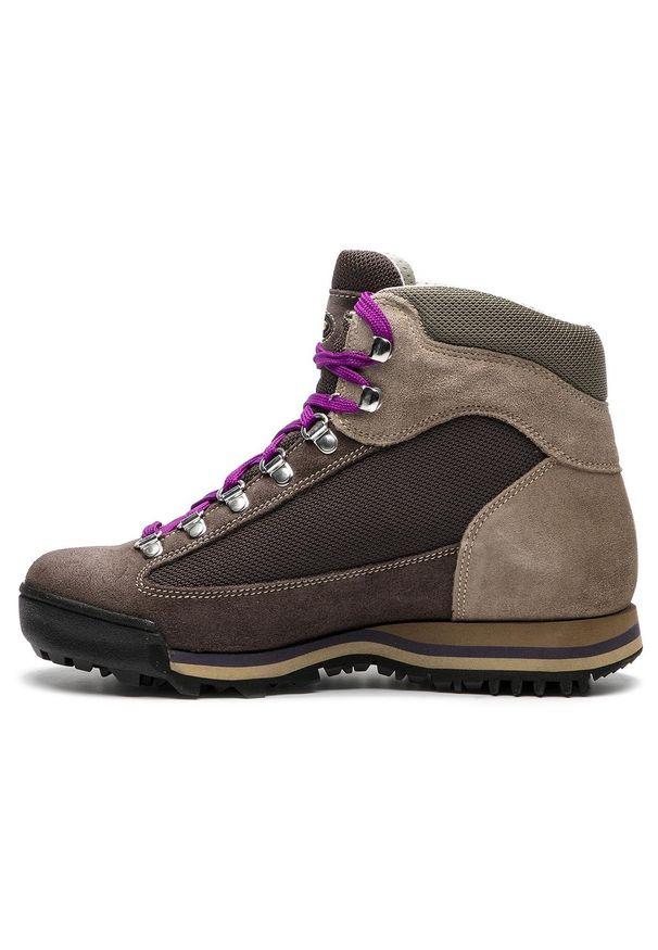 Brązowe buty trekkingowe Aku Gore-Tex, na zimę, trekkingowe