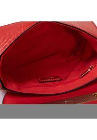 Czerwona torebka klasyczna Aldo klasyczna
