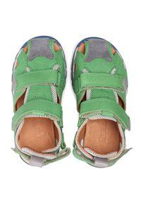 Zielone sandały Froddo