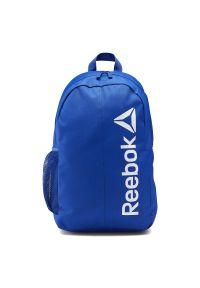 Plecak Reebok w paski, sportowy