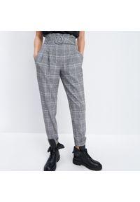 Szare spodnie Mohito