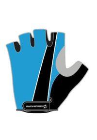 Rękawiczki rowerowe Nakamura Basic. Materiał: poliester, materiał. Sport: kolarstwo