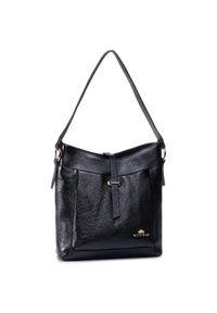 Czarna torebka klasyczna Wittchen klasyczna