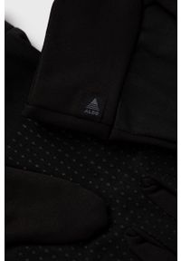 Aldo - Rękawiczki Korjus. Kolor: czarny