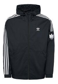 Czarna kurtka turystyczna Adidas