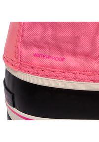 sorel - Śniegowce SOREL - Yoot Pac Nylon NY1962 Lolipop/Pink Glo 674. Okazja: na spacer. Kolor: różowy. Materiał: skóra ekologiczna, guma, materiał