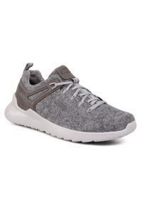 keen - Sneakersy KEEN - Highland Arway 1024525 Steel Grey/Drizzle. Okazja: na co dzień. Kolor: szary. Materiał: skóra, nubuk, materiał. Szerokość cholewki: normalna. Styl: sportowy, casual