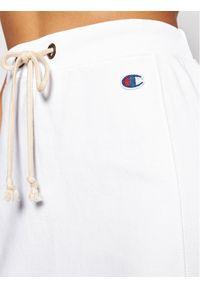 Biała spódnica mini Champion