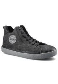 Big-Star - Sneakersy BIG STAR II274148 Czarny. Kolor: czarny