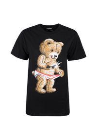 "Domrebel T-shirt ""Snap Box T"". Materiał: bawełna. Wzór: nadruk"