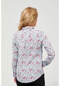 Koszula MOODO w kwiaty