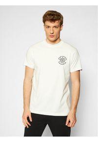 Deus Ex Machina T-Shirt Estrelar DMS2011002C Biały Regular Fit. Kolor: biały