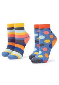 Skarpetki Happy-Socks w kolorowe wzory