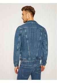 Niebieska kurtka jeansowa Wrangler