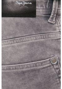 Pepe Jeans - Jeansy Jagger. Kolor: szary
