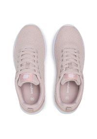 Bagheera - Sneakersy BAGHEERA - Flow 86447-73 C8100 Sand. Okazja: na co dzień. Kolor: beżowy. Materiał: materiał. Szerokość cholewki: normalna. Styl: casual