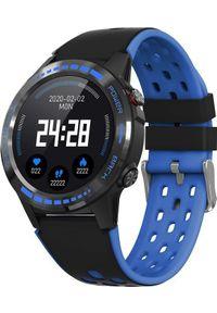 Smartwatch Pacific 12 Niebieski (15525-uniw). Rodzaj zegarka: smartwatch. Kolor: niebieski