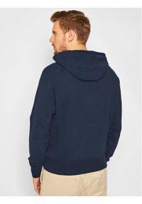Musto Bluza Evo Logo 82043 Granatowy Regular Fit. Kolor: niebieski