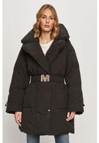 Czarna kurtka Miss Sixty bez kaptura, klasyczna