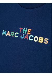 Niebieski t-shirt Little Marc Jacobs