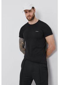 Calvin Klein Jeans - T-shirt (2-pack). Okazja: na co dzień. Materiał: dzianina. Wzór: gładki. Styl: casual