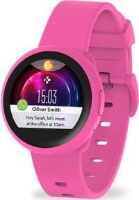 MYKRONOZ - Smartwatch MyKronoz ZeRound 3 Lite Różowy (001907930000). Rodzaj zegarka: smartwatch. Kolor: różowy