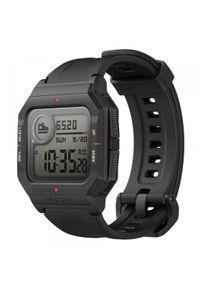 Huami - Smartwatch Amazfit Neo Czarny. Rodzaj zegarka: smartwatch. Kolor: czarny. Styl: sportowy, klasyczny, retro