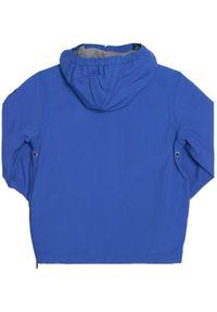 Niebieska kurtka przejściowa Napapijri
