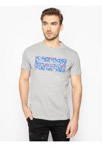 Pepe Jeans T-Shirt Morton PM507176 Szary Regular Fit. Kolor: szary