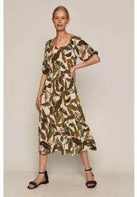 medicine - Medicine - Sukienka Summer Linen. Materiał: tkanina