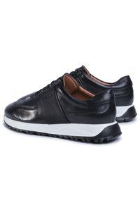 Czarne sneakersy JOOP! z cholewką