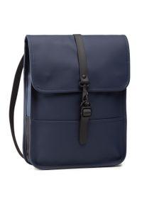 Niebieska torba na laptopa Rains