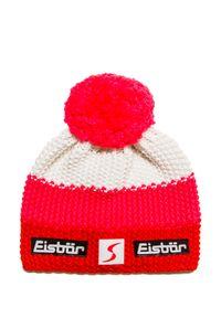 Wielokolorowa czapka Eisbar sportowa, z aplikacjami