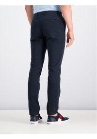Niebieskie spodnie TOMMY HILFIGER