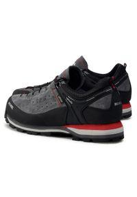 Szare buty trekkingowe MEINDL Gore-Tex, trekkingowe