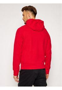 Musto Bluza Evo Logo 82043 Czerwony Regular Fit. Kolor: czerwony